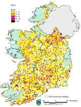 2013 BVD Map