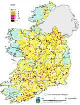 2014 BVD Map